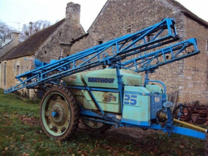 Berthoud racer 2500 - 1997