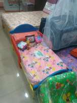 Complete Toddler Bed
