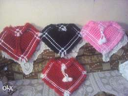 Ponchos on sale ready made and custom made
