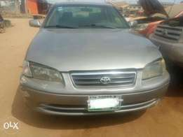 Reg 2001 Toyota Camry le