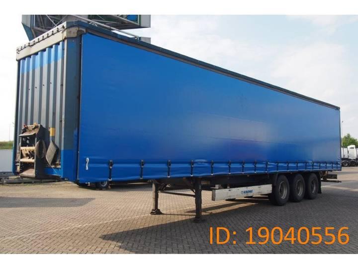 Krone SDP27 Profi Liner Edscha XL - 2011