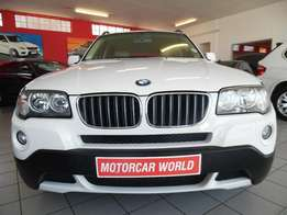 2006 BMW X3 3.0d steptronic