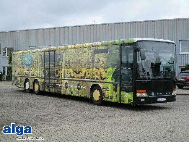 Setra S 319 UL, Euro 3, Klima, 68 Sitze - 2002