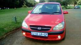 2010 lovely Getz 120 000km, 1.4engine R60 000neg