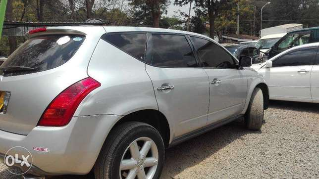 Nissan murano 2007 KBY super clean buy and drive 2400cc Hurlingham - image 4