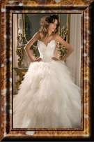 WDS08 Princess Wedding Dress