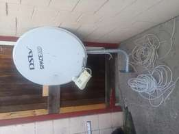 Complete dish forsale