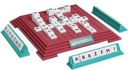Upwords - The 3 Dimensional Game