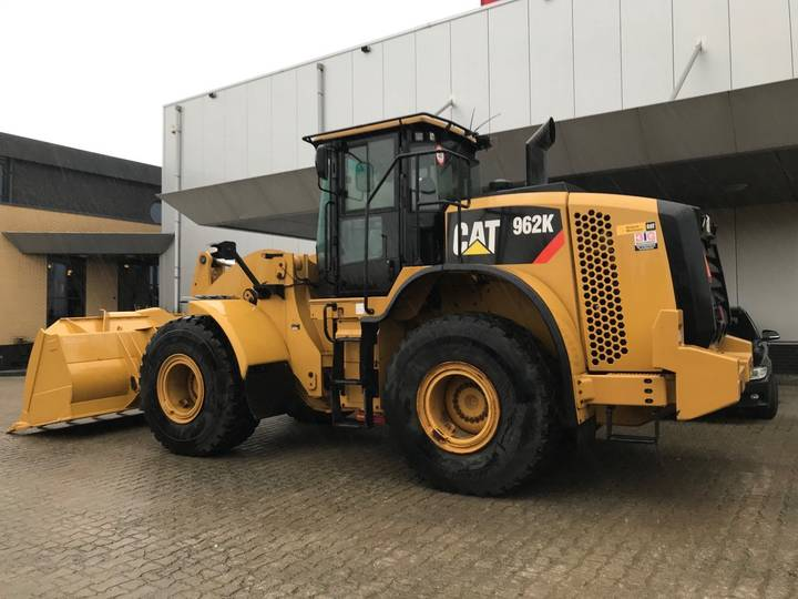 Caterpillar 962K Wheel Loader - 2013
