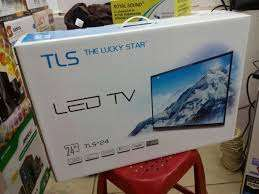 24 inches brand new Digital tv with warranty.