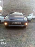 Toyota wish , 1.800 cc as good as new