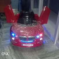 Children chargeable cars