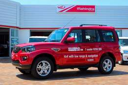 Mahindra Scorpio SUV S10 4X4 - Don't stop even when the road does