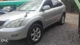 Toyota harrier 2005 kbs 2400cc super clean buy and drive