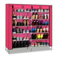 Shoe Rack; Holds 36 Pairs