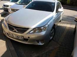 Toyota Mark x 2010 model - 2500cc - Auto