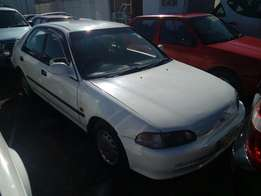 Honda ballade automatic 1.5 1995 on month end special sale R24500