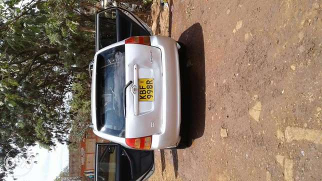 Clean Toyota fielder car KBF 998R with it's original colour Kileleshwa - image 4