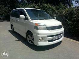 Very Clean, Accident Free Toyota Voxy for Sale
