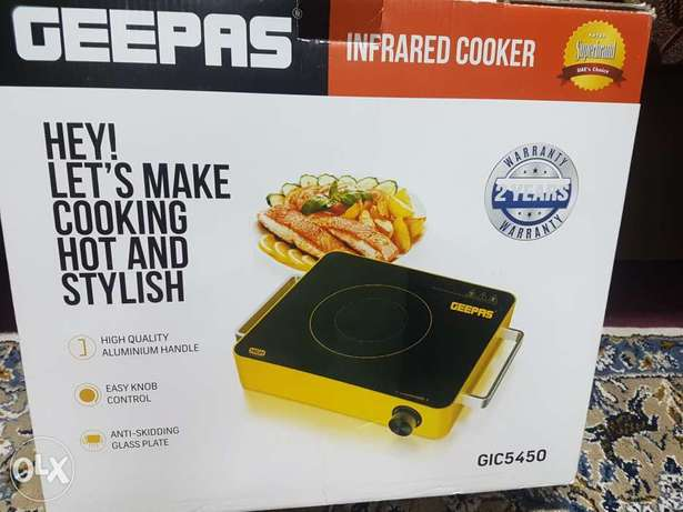 Geepas infrared Cooker for sale