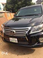 2014 Lexus LX570 bullet proof