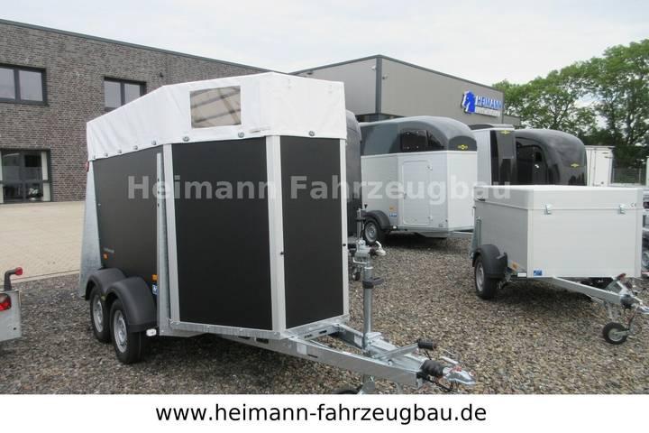 Humbaur Virehtransportanhänger HTV - 2019
