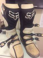 Fox F3 Enduro Boots