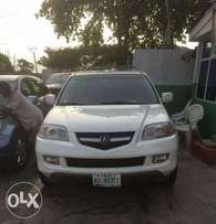 2005 Acura MDX full optioned in good condition