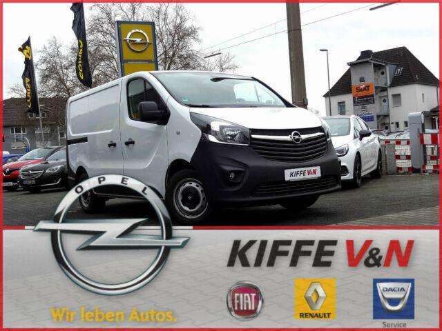 Opel Vivaro B 1.6 Cdti L1 H1 Ahk Einparkhilfe Klima - 2016
