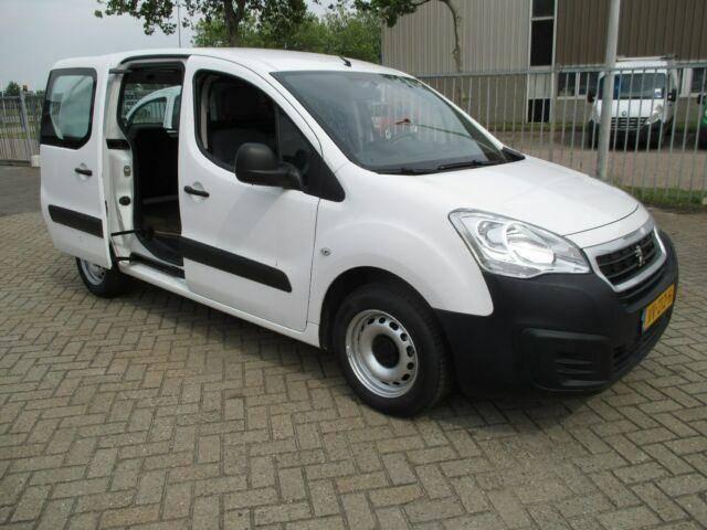 Peugeot Partner 1.6HDI Klima Automatik Netto ?5950,= - 2016
