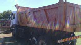 FAW 28280 Tipper truck for sale