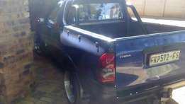 Looking for new canapie for 2001 corsa 1.7 diesel bakkie