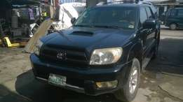 Toyota 4runner 2004 model