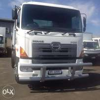 The mighty Hino 10 Cube tipper for sale