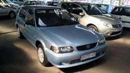 2005 Toyota Tazz For Sale