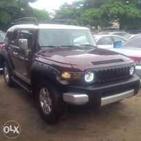 Toyota FJ-Cruiser, 2008. Very OK