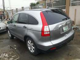 Honda CRV (Xtremely Sharp)