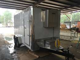 refrigerator freezer trailer for sale