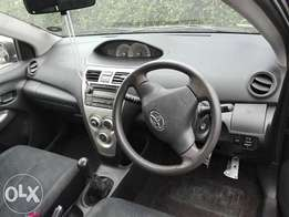 Toyota Yaris Sedan Airbags