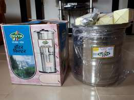 New Water Filter for Water Purification