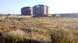 Prime 40by80 plot for sale at Thika opposite Gatitu Junction