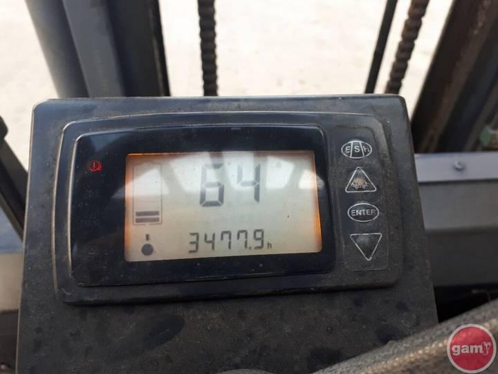 Tecna 2500 KG forklift - 2008 - image 7