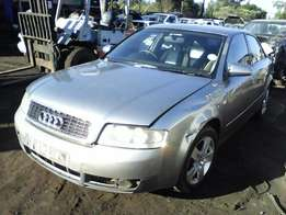 Just in! 2001 Audi A4 2.0L ALT B6 - Already stripping for spares!