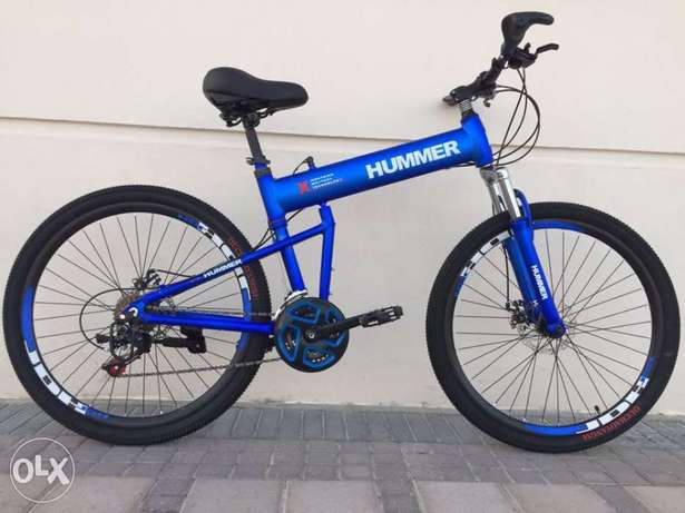 2021 New Stock Arrival - HUMMER Mountain Bike for Adults & Teens
