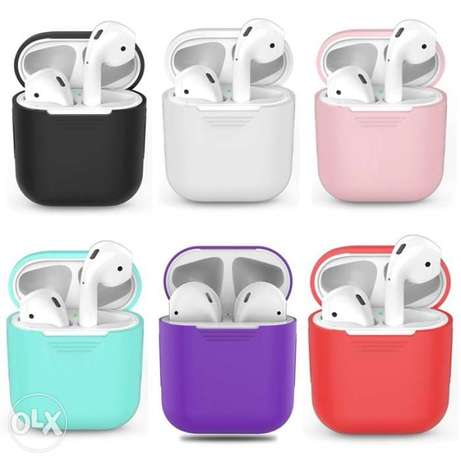 Silicone Case for Airpods Protective Cover