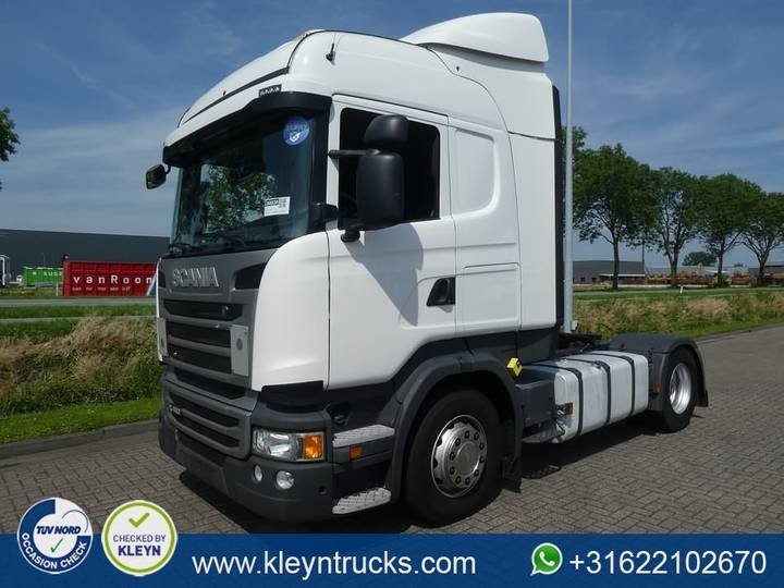 Scania R450 highline,standklima - 2014