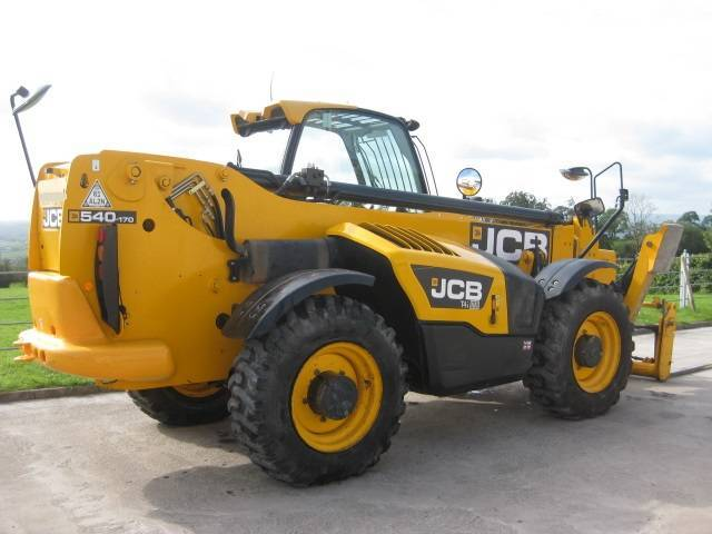JCB 540-170 - 2015