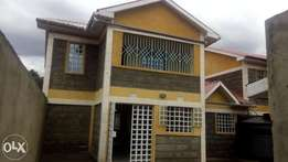 Kenya safehomes 4 bedroom maisonette on sale in kiamunyi Zaburi..