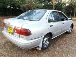 1998 Nissan B14 KAV Manual Petrol 1500cc. Old is Gold