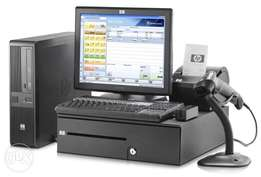 Point Of Sale Solutions (POS) and Hardware